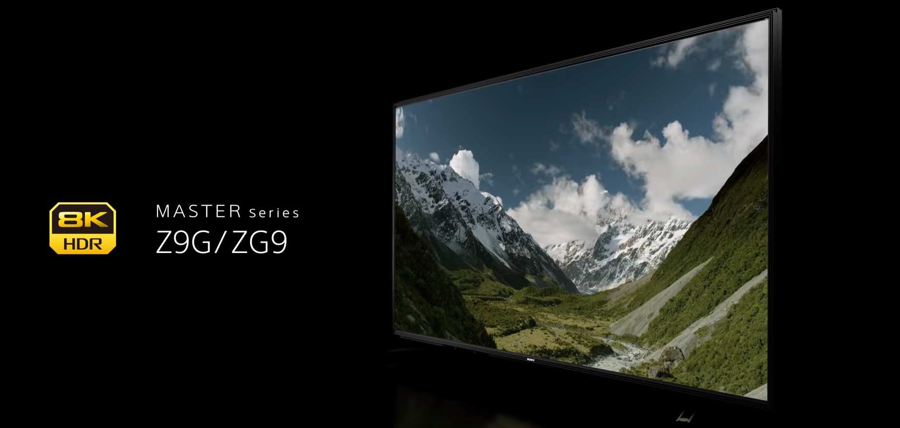 Sony Z9G Master Series 8K HDR TV Review - A Feature-rich